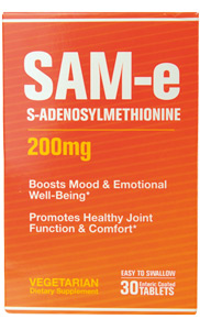 SAM-e 200mg 30 Tabletten