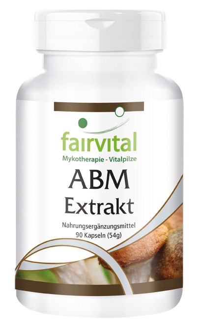 ABM extract - 90 capsules | vital substances & healthcare products | Fairvital
