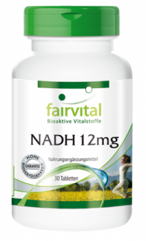NADH 12mg - 30 Tabletten-image