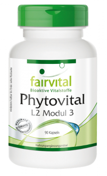 Phytovital - 90 capsules | vital substances & healthcare products | Fairvital