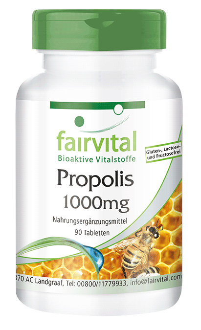 Propolis 1000mg - 90 Tabletten-image