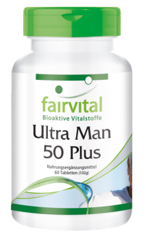 Ultra Man 50 Plus - 60 Pastillas-image
