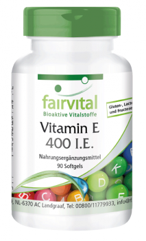 Vitamina E 400 I.E – 90 softgels-image