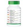 L-arginine with maca - 300 tablets-image0