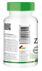 Zinc citrate containing 50mg zinc - 90 capsules-image0