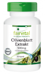 Olive leaf extract 500mg - 90 capsules