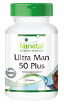 Ultra Man 50 Plus - 60 Tabletten