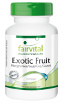 Exotic Fruit 2 plus 1 gratis - 3 x 120 Kapseln