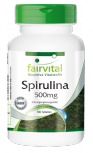 Spirulina 500mg - 500 Tabletten