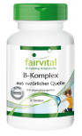 B complex from a natural source – 60 tablets