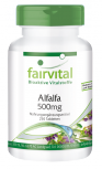 Alfalfa 500mg - 250 Tabletten