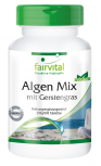 Algae mix with barley grass - 500 tablets
