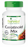Carotenoid Mix with anthocyanins - 90 capsules