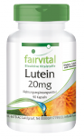 Lutein 20mg microencapsulated - 90 capsules