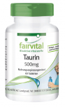 Taurina 500mg - 60 Compresse