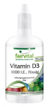 Vitamin D3 liquid – 1000 I.U. per drop – 50ml