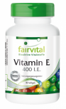 Vitamin E 400 I.U. - 90 softgels